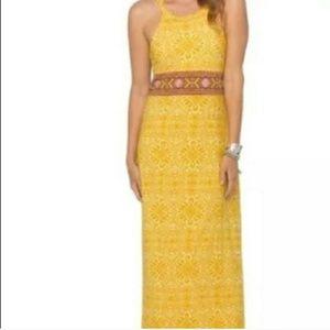 Prana Marigold Maxi Dress
